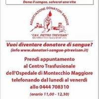 Donatori Sangue Cav Trevisan