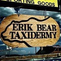 Erik Bear Taxidermy