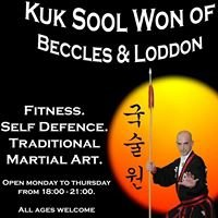 Kuk Sool Won Beccles & Loddon