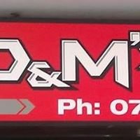 D&M's CAFE