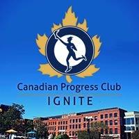 Canadian Progress Club Ignite