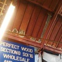 ร้าน Perfect Wood ตลาดนัดจตุจักร Jatujak Weekend Market