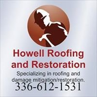Howell Roofing and Restoration