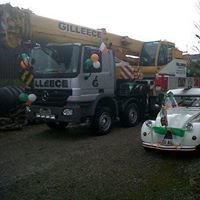 Gilleece Crane Hire