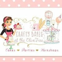 Crafty Bakes at the Olive Tree