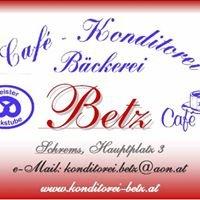 Cafe´ Konditorei - Bäckerei Betz