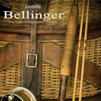 Bellinger Reel Seats and Bamboo Fly Rods