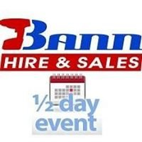 Bann Hire and Sales