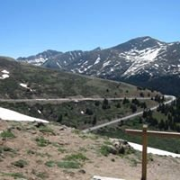 Independence Pass, CO - Elevation 12,095