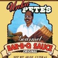 Unka Pete's Bar-B-Q Sauce