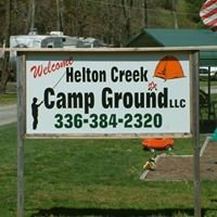 Helton Creek Campground
