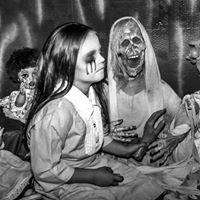 The Scream Haunted Adventure