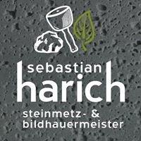 Steinmetz und Steinbildhauermeister Sebastian Harich