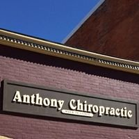 Anthony Chiropractic Walk In Clinic -North Manchester