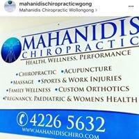 Mahanidis Chiropractic Wollongong