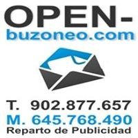 OPEN buzoneo  (open-buzoneo.com - T. 902.877.657)