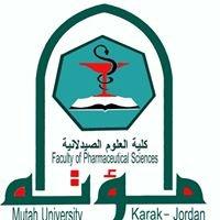 كلية العلوم الصيدلانية-جامعة مؤتة