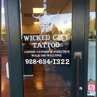 Wicked City Tattoo