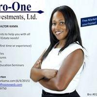 Understanding Real Estate with Kama Burton