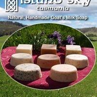 Island Sky Goat's Milk Soap