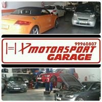 HP Motorsport Garage - Haris Perikkos