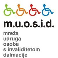 Mreža udruga osoba s invaliditetom Dalmacije