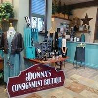 Donnas Consignment Boutique