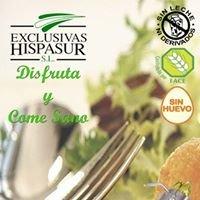 "Exclusivas Hispasur ""Sin alergenos""(sin huevo,leche,gluten)"
