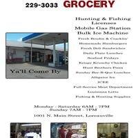 The Corner Grocery