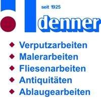 DENNER Putz-Maler-Fliesen-Antiquitäten-Ablaugen