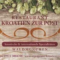 Restaurant Kroatien zur Post