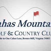 Cahas Mountain Golf Course