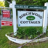 Birchwood Cottages at Loon Lake