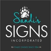 Sandi's Signs Inc.