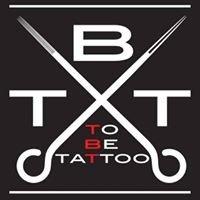 To Be Tattoo - 2B tattoo