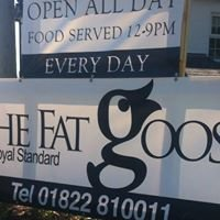 The fat goose