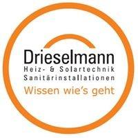 Drieselmann Heiz- & Solartechnik Sanitärinstallationen