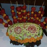 Tallados De Frutas Y Verduras