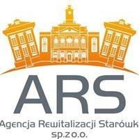 Agencja Rewitalizacji Starówki ARS Sp z oo