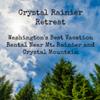 Crystal Rainier Retreat