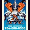 Just In Time Plumbing