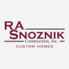 R A Snoznik Construction Inc