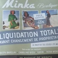 Boutique Minka
