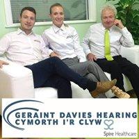 Cymorth i'r Clyw Geraint Davies Hearing