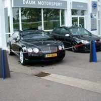 Daum Motorsport GmbH, Autowerkstatt, Lackiererei