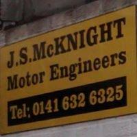 J.S. McKnight Motor Engineers