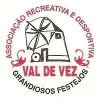 Associação Recreativa e Desportiva de Val de Vez