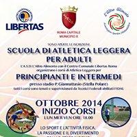 Scuola di atletica Roma X