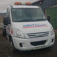 Argyll Garage Huntly