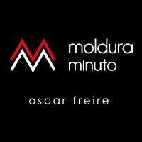 Moldura Minuto Oscar Freire